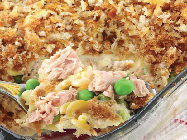 Tuna Hot Dish