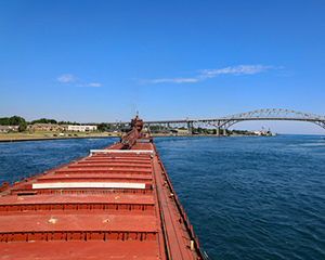 Life aboard Great Lakes ships