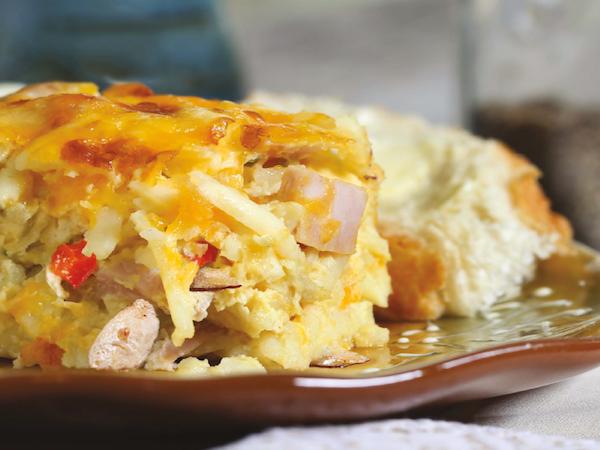 Breakfast Hot Dish