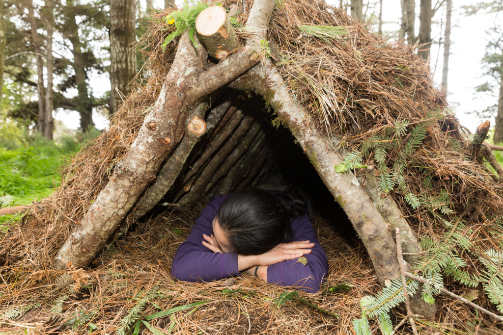 Shelter in the Outdoors