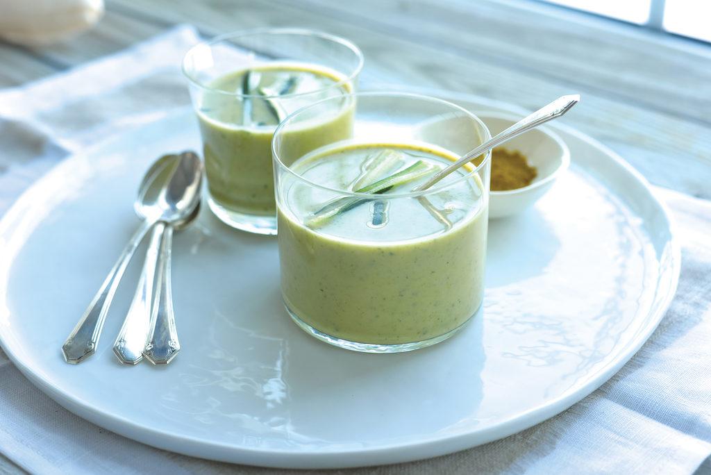 Squash Summer Soups