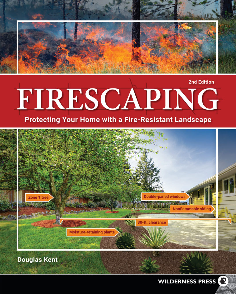 Firescaping cover