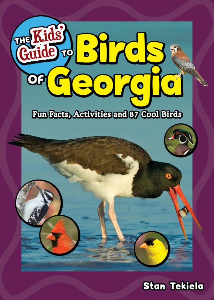 The Kids' Gide to Birds of Georgia