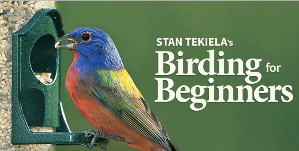 Birding for Beginners Giveaway