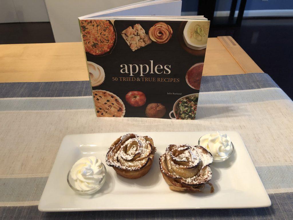 Apple Puff Roses