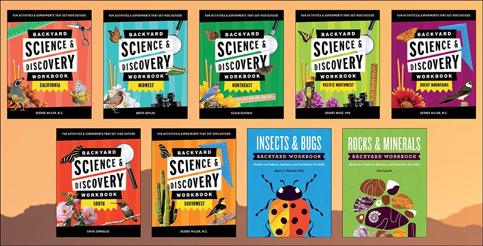 Backyard Science & Discovery Workbooks